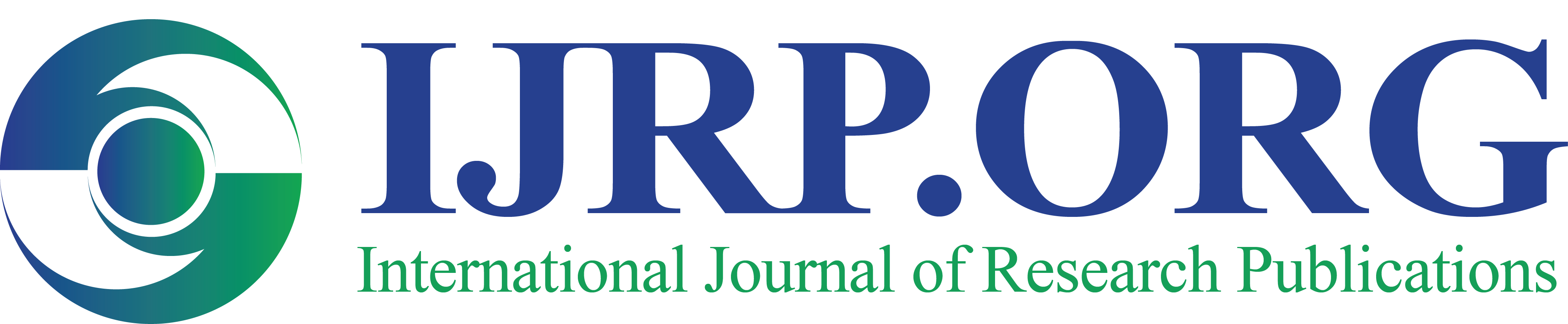International Journal of Research Publications